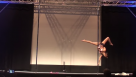 Sara Lumholdt – 1:a plats SM 2014
