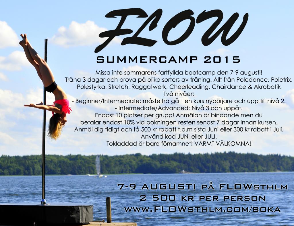 FLOWsummercamp 2015